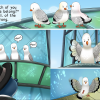 P.I. Penguin and the Case of the Bell Tower Bandit Pages 32 & 33