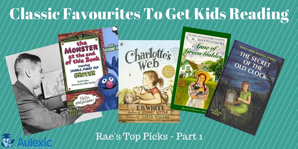 Classic Children and YA Books (Rae's Top Five)