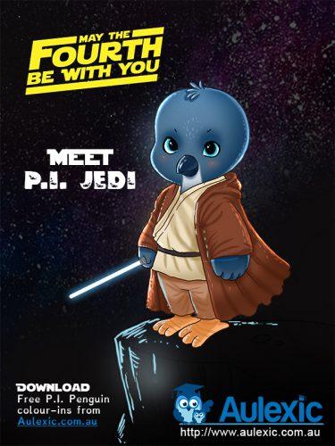 Star Wars Day - Meet P.I. Jedi
