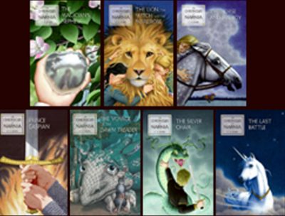 The Chronicles of Narnia - Children's Books to Movies
