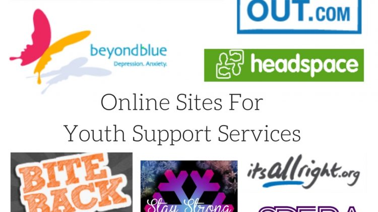 Online Sites For Youth Support Services