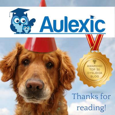 Top 50 Dyslexia Blog Award