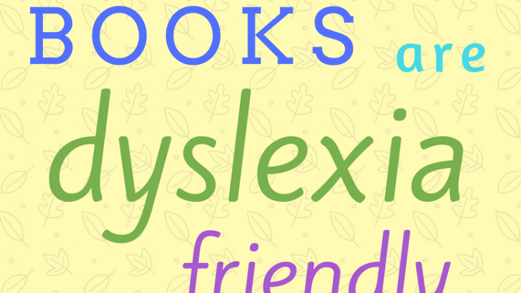 What makes books dyslexia-friendly? [A P.I. Penguin Example]