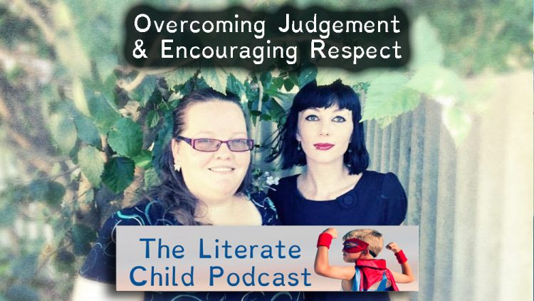#015 Overcoming Judgement & Encouraging Respect.