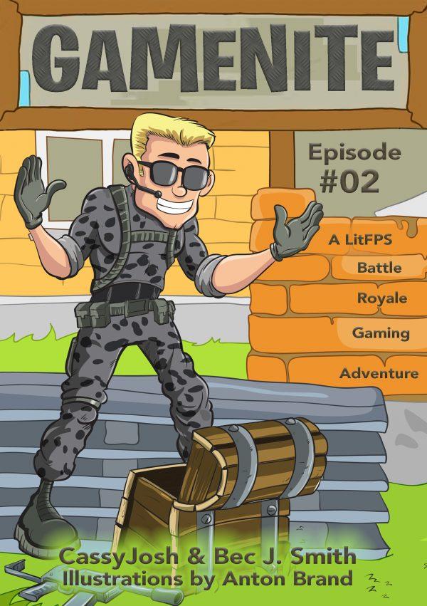 GameNite Episode #02 by CassyJosh & Bec J. Smith