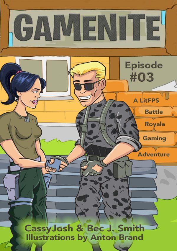 GameNite Episode #03 by CassyJosh & Bec J. Smith