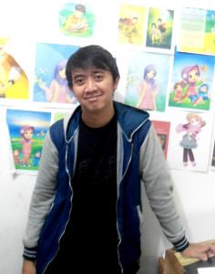 Adit Galih: P.I. Penguin Illustrator