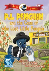 P.I. Penguin and the Case of the Lost Little Penguin