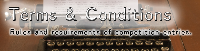 Competition Terms and Conditions - Aulexic