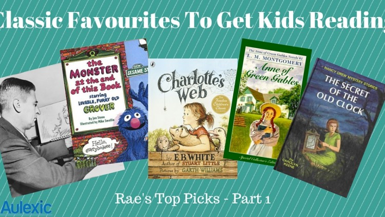Classic Children and YA Books (Rae's Top Five)