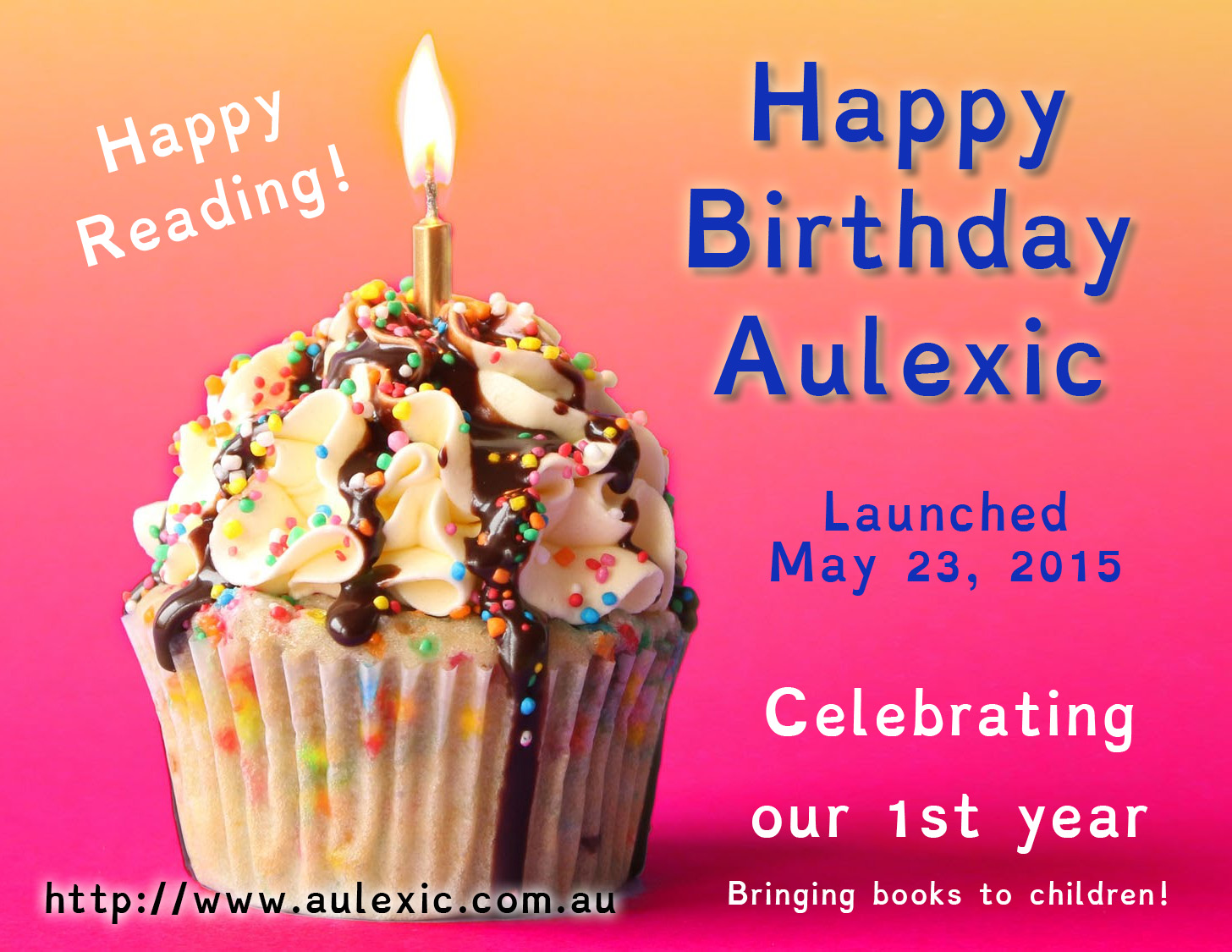 Happy Birthday Aulexic!