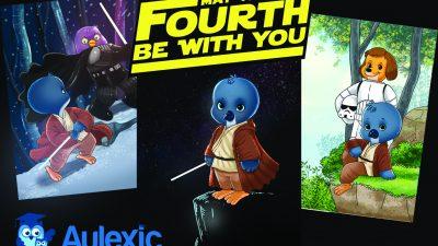Star Wars Day: How P.I. Penguin Is Like Luke Skywalker