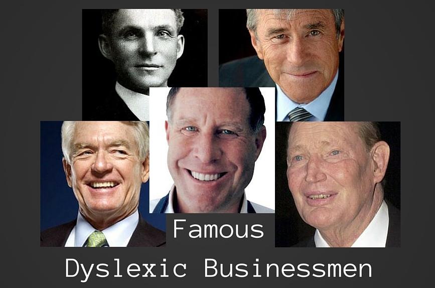 Famous Dyslexic Businessmen (Famous Dyslexics)