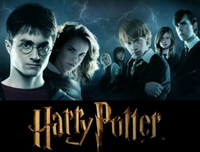 Harry Potter - Children's Books to Movies