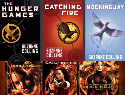 Hunger Games - Children's Books to Movies