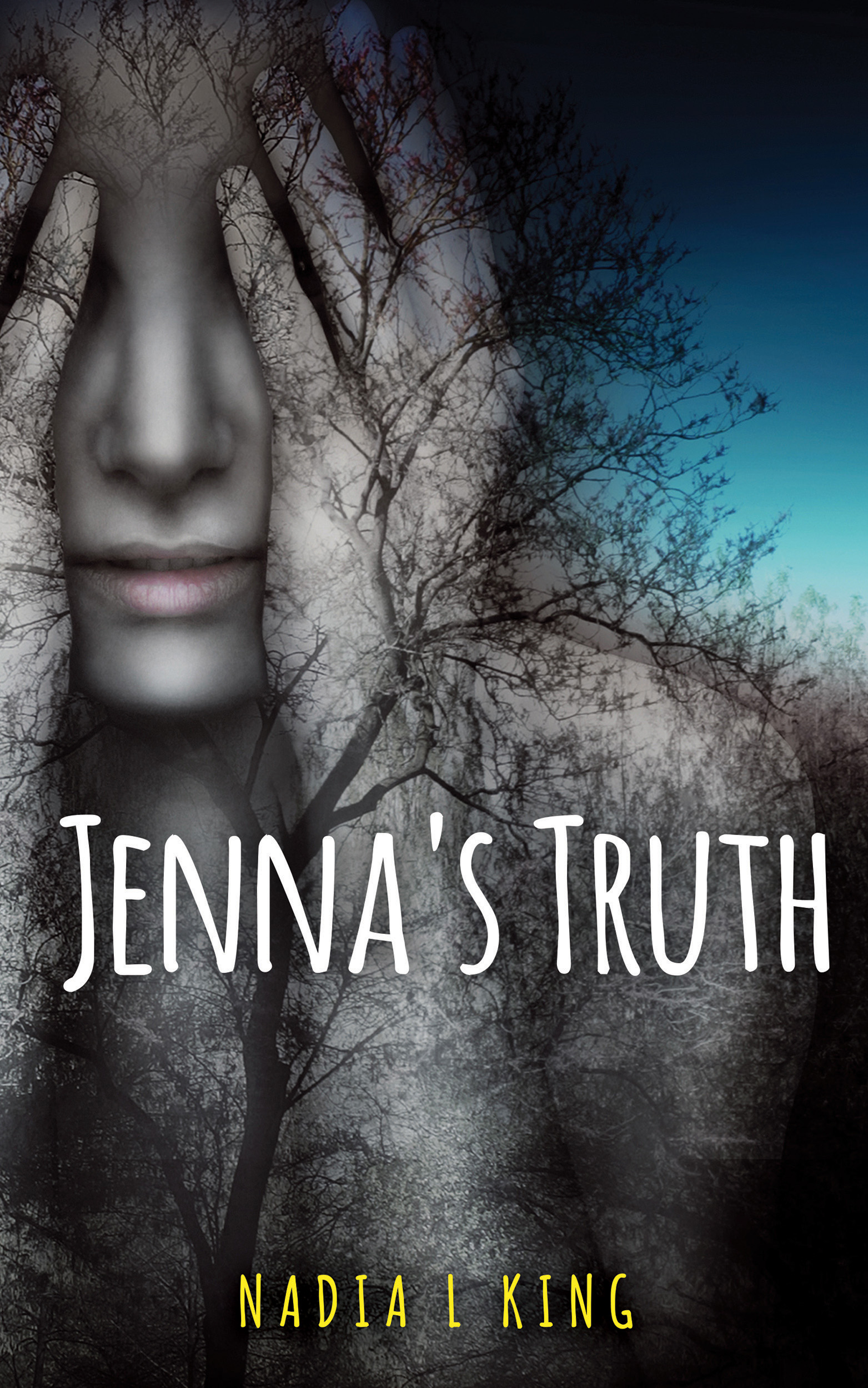 Jenna's Truth by Nadia L. King book cover