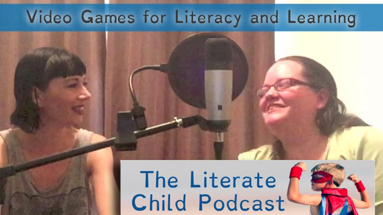 #008 Video Games for Literacy and Learning