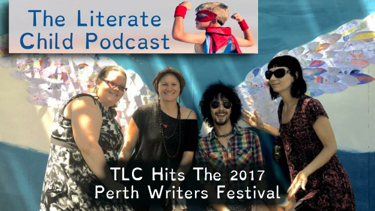 #014 Perth Writers Festival 2017