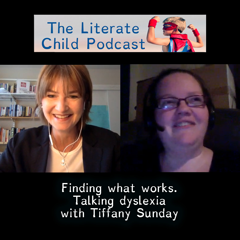 #020 Finding What Works. Talking Dyslexia With Tiffany Sunday