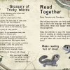 P.I. Penguin and the Case of the Treetop Tagger Glossary