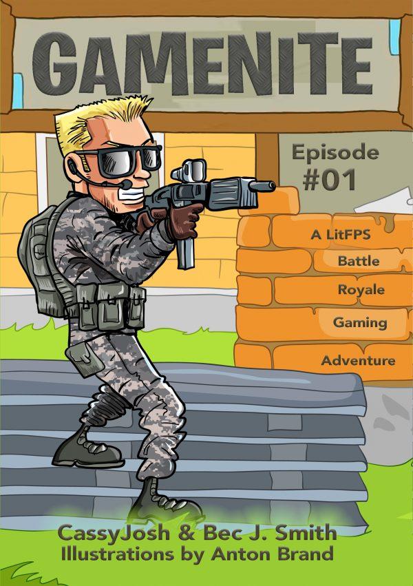GameNite Episode #01 by CassyJosh & Bec J. Smith