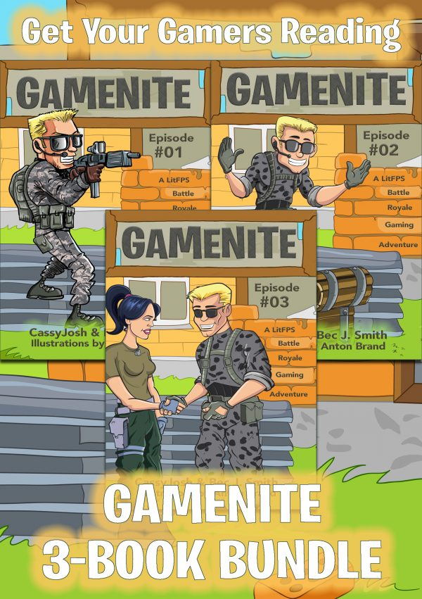 GameNite Bundle (First 3 Books)