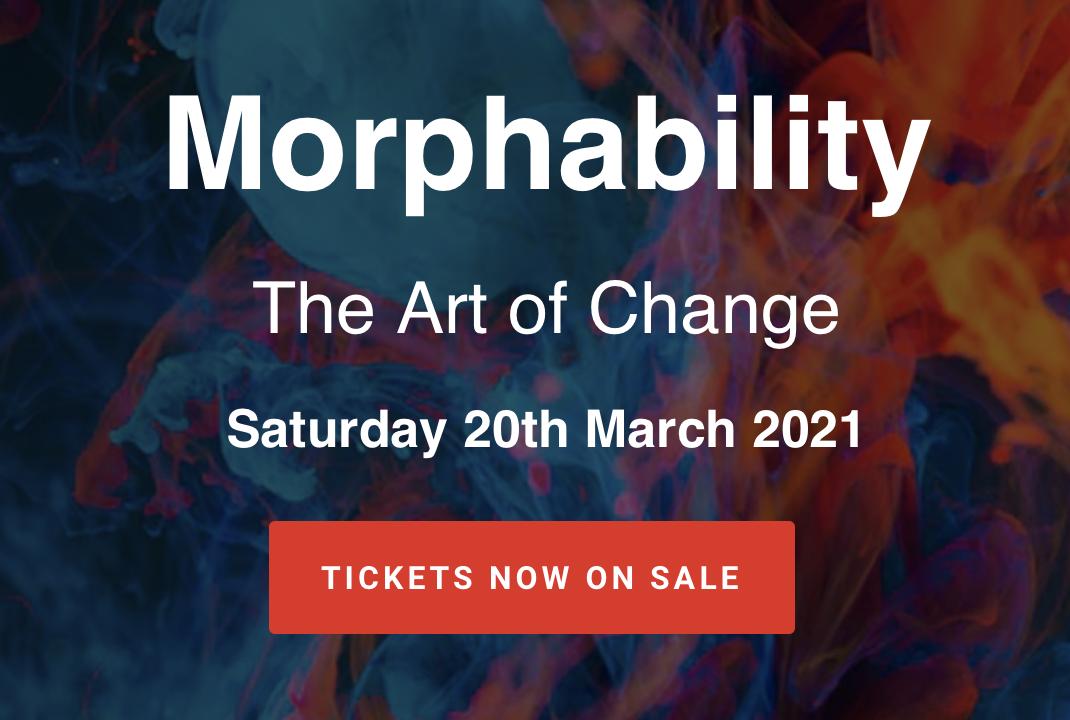TEDxMandurah 2021: Morphability